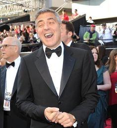 George Clooney #oscars