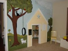 Play House Built In Under Stair Closet Photo by rtwilliams83 | Photobucket