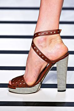Best Shoes from Spring 2012 Milan Fashion Week Photo 19