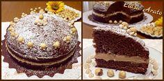Condividi la ricetta...Condividi la ricetta...RICETTA DI: LUISA ARATO Ingredienti per la torta: 300 g di farina 3 uova 180 g di zucchero 1 bicchiere di latte 1 bustina di lievito per dolci 1/2 cucchiaino di vaniglia pura(…