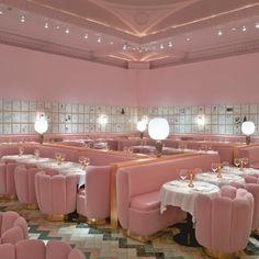 Pink bar  Fashion style