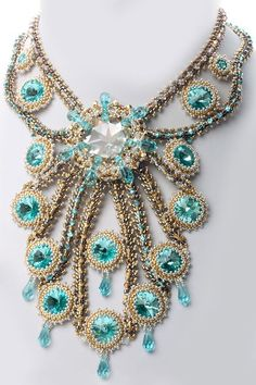 Beaded jewelry by Isabella Lam