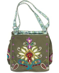 Indian Style Bag: Soul Flower Clothing