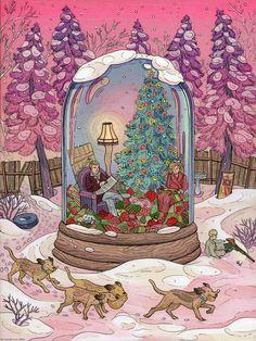 Nicole-Gustaffson-Christmas-Story.jpg (750×1000)