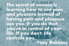 Join Tony Robbins at Unleash The Power Within 2020 in Sydney Australia - One UPW weekend can change your life forever! Motivational Messages, Inspirational Quotes, Genius Quotes, Tony Robbins Quotes, Secret To Success, Morning Quotes, Cool Words, Quote Of The Day, Positive Quotes