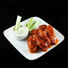 The Best Buffalo Chicken Wings | A Culinary Journey With Chef Dennis