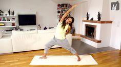 Yoga für Anfänger: Core Programm für Bauch und Taille core stability