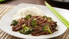 ReadySetEat - Slow Cooker Beef and Broccoli - Recipes