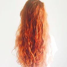 #LoveYourCurls: The Best Hair Tips for Naturally Curly Red Hair