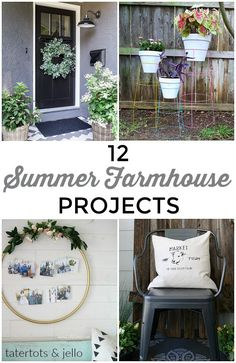 12 Summer Farmhouse