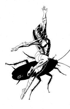 Rochelle: The Teen Cockroach by Stephen Scott