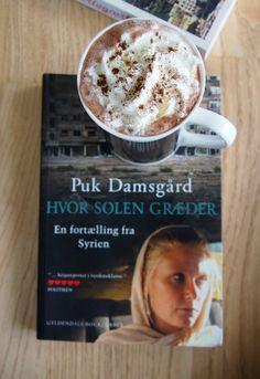 Boganmeldelse: 'Hvor Solen Græder' af Puk Damsgård