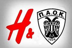 """Τον γύρο του Διαδικτύου κάνει η είδηση που αποκάλυψε η Huffington Post, πως ένας Έλληνας βρέθηκε από λάθος στο """"τιμόνι"""" του twitter του H&M Αγγλίας. Juventus Logo, Sports News, Team Logo, Logos, Twitter, Logo"""