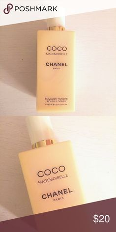 Chanel Coco Mademoiselle Body Lotion Chanel Coco Mademoiselle Body Lotion. Unused. CHANEL Other