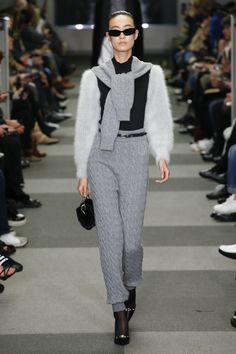 Alexander Wang Fall 2018 Ready-to-Wear Collection - Vogue