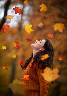 by Mihai Medves on Portrait Photography Poses, Couple Photography Poses, Autumn Photography, Photography Women, Creative Photography, Best Photo Poses, Girl Photo Poses, Fall Pictures, Fall Photos