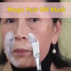 Introducing the amazing 🐌Snail Peel-Off Mask: 🍀 Brightens Skin 🍀 Removes Blackheads 🍀 Fights Acne & Blemishes 🍀 Smells Amazing Beauty Tips For Glowing Skin, Health And Beauty Tips, Beauty Skin, Face Care, Skin Care, Body Care, Face Wrinkles, Facial Cream, Face Skin