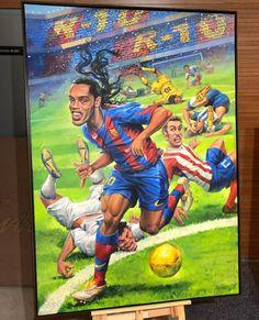 Nfl Football Players, Football Love, Football Is Life, World Football, Football Soccer, Barcelona Futbol Club, Barcelona Soccer, Fc Barcelona, Ronaldo