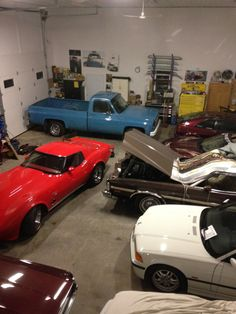 Customer Garage Pictures from CarGuyGarage.com