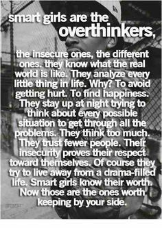 I don't care much for the background butttt the words are true. smart girls are the best girls Great Quotes, Quotes To Live By, Me Quotes, Funny Quotes, Inspirational Quotes, Quotes About Guys, Guy Friend Quotes, Big Sister Quotes, Quotes Women