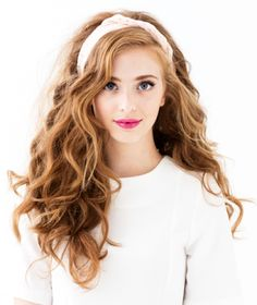 Beautiful Long Hair #haircolor #redhead eSalon.com