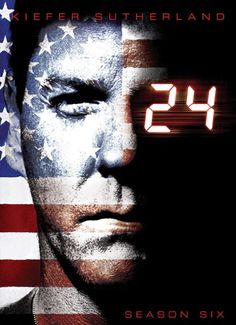 24 DVD COVER - See best of PHOTOS of the 24 TV show