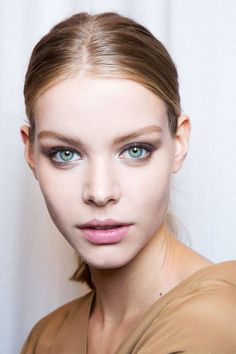 Brown eyed Girl The Best Makeup Trends for Spring 2015 - New Beauty Trends for Spring 2015