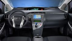 2014 Toyota Prius /// All-wheel drive could help the next Toyota Prius gain traction in snowy regions