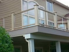 Ultra-tec Deck Cable Railing http://thecableconnection.com/deck-cable-railing.html
