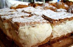 Bavarese con pasta frolla, Bavarese cake