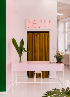 Low Budget Home Decoration Ideas Design Retro, Vintage Design, Commercial Design, Commercial Interiors, Store Concept, Retail Store Design, Store Interiors, Boutique Interior, Retail Interior