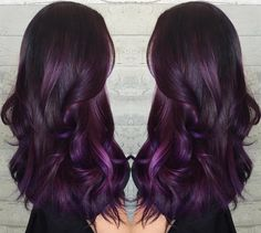 "4,052 Likes, 140 Comments - Los Angeles Hair Salon (@butterflyloftsalon) on Instagram: ""Sweet Plum... By Butterfly Loft stylist Masey @masey.cheveux"""