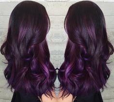 "4,052 Likes, 140 Comments - Los Angeles Hair Salon (@butterflyloftsalon) on Instagram: ""Sweet Plum... By Butterfly Loft stylist Masey @masey.cheveux"""