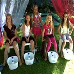 Pamper Girlz Pamper Party, Parties, Kids, Fiestas, Young Children, Boys, Spa Party, Children, Party
