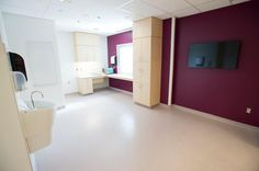 Providence Care Hospital Patient Room