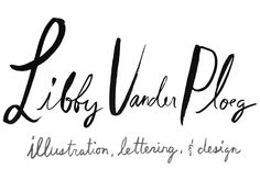Pop-Up learning Logo — Libby VanderPloeg Lettering Design, Hand Lettering, Handwritten Type, Learning Logo, Beautiful Lettering, Calligraphy Letters, Handwriting, Typography, Artsy Fartsy