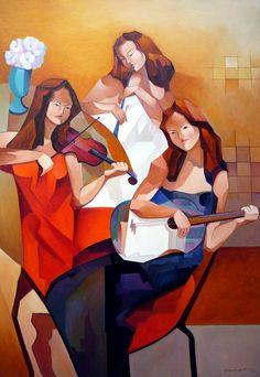 Trio Musical ² ~ Damião Martins