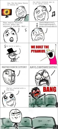 The Big Bang Theory: I <3 Barenaked Ladies