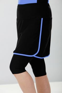 Plus size running skirt