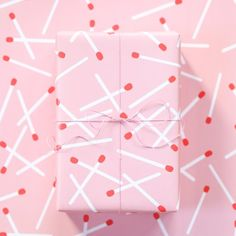 FOUR free-printable wrapping paper designs for all the loved ones in your life!