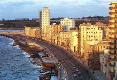 Puntos de vista de la Malecon, La Habana, Cuba. Muchas casas en venta http://www.havana-houses.com