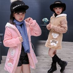 School Outfits, Girl Outfits, Cute Little Girls, Hooded Sweater, Toddler Dress, Little Princess, Erika, Winter Outfits, Clothes For Women