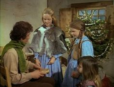 """On """"Little House on the Prairie"""", Christmas is coming and everyone is saying that it is a time for secrets and not to ask questions. Laura wants to buy something expensive for her mother and has to come up with a way to pay for it. Mary tries to decide what to make her Pa. Carrie uses her Christmas penny to buy a special present for Baby Jesus. It is a good Christmas! """"Christmas At Plum Creek"""" originally aired on December 25th., 1974."""