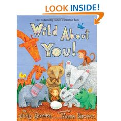 This a beautiful adoption story full of animals no 2-3 year old can resist.  Detailed illustrations.