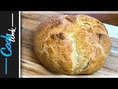 Chutný domáci chlieb, veľmi jednoduchý recept   Viktor Nagy   recepty - YouTube Bread, Cooking, Youtube, Food, Kitchen, Brot, Essen, Baking, Meals