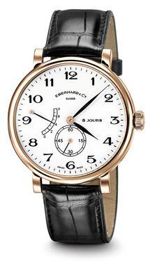 f12dd77ae89 Eberhard 8 Jours Grande Taille Swiss Luxury Watches
