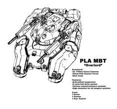 Tank Design by flyingdebris on DeviantArt