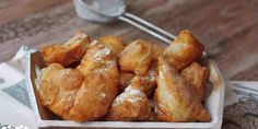 Špaldové fánky s tvarohom - Tinkine recepty Pretzel Bites, French Toast, Bread, Meals, Breakfast, Ethnic Recipes, Food, Morning Coffee, Meal