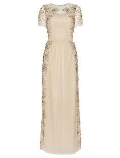 Long Balanchine Dress - Temperley