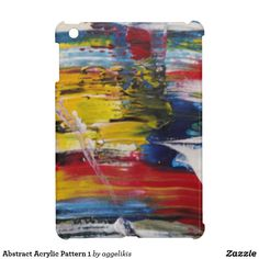Abstract Design I Pad Case